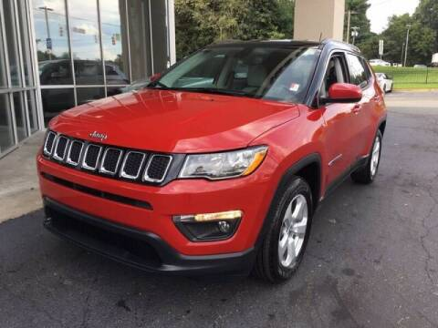 2020 Jeep Compass for sale at Summit Credit Union Auto Buying Service in Winston Salem NC