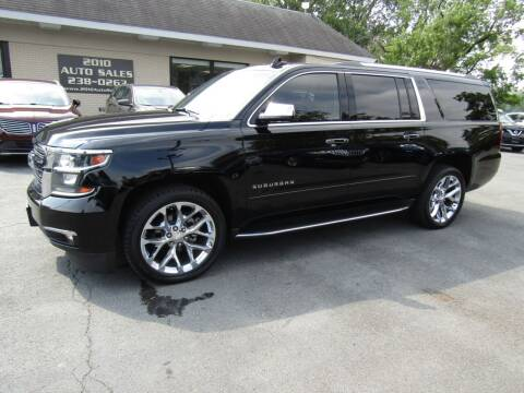 2018 Chevrolet Suburban for sale at 2010 Auto Sales in Troy NY