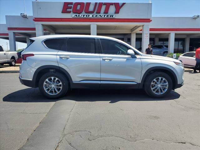 2019 Hyundai Santa Fe for sale at EQUITY AUTO CENTER in Phoenix AZ