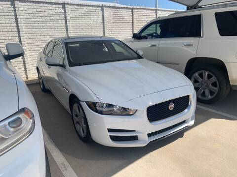 2018 Jaguar XE for sale at Excellence Auto Direct in Euless TX