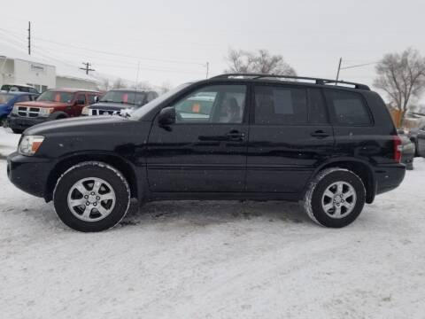 2007 Toyota Highlander for sale at BRAMBILA MOTORS in Pocatello ID
