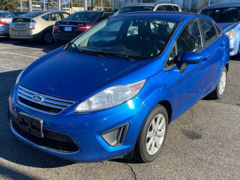 2011 Ford Fiesta for sale at MAGIC AUTO SALES in Little Ferry NJ
