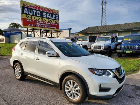 2018 Nissan Rogue for sale at Mox Motors in Port Charlotte FL