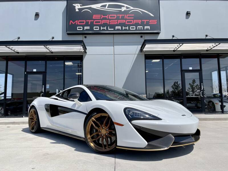 2017 McLaren 570S for sale at Exotic Motorsports of Oklahoma in Edmond OK