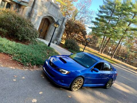2010 Subaru WRX for sale at ds motorsports LLC in Hudson NH