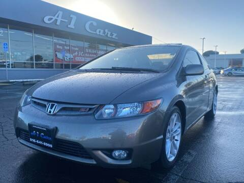 2006 Honda Civic for sale at A1 Carz, Inc in Sacramento CA