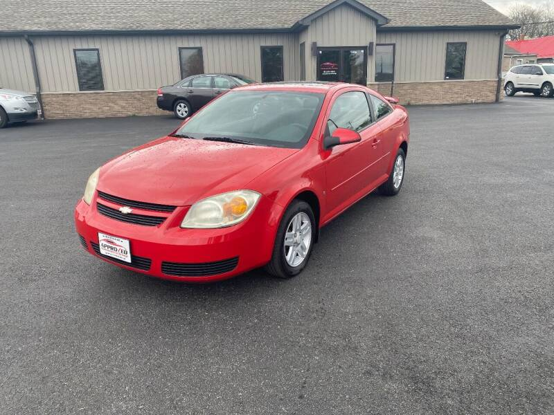 2007 Chevrolet Cobalt for sale at Approved Automotive Group in Terre Haute IN
