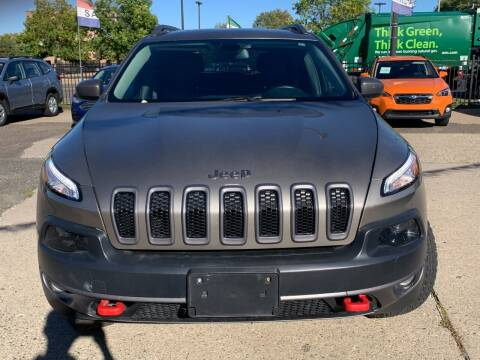 2016 Jeep Cherokee for sale at Minuteman Auto Sales in Saint Paul MN