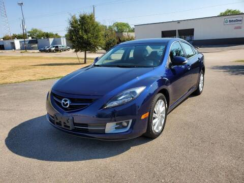 2011 Mazda MAZDA6 for sale at Image Auto Sales in Dallas TX