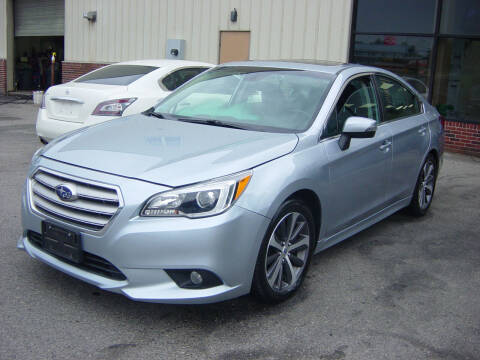 2017 Subaru Legacy for sale at North South Motorcars in Seabrook NH