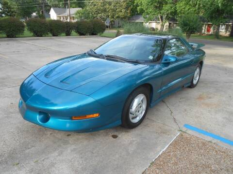1994 Pontiac Firebird for sale at Cooper's Wholesale Cars in West Point MS