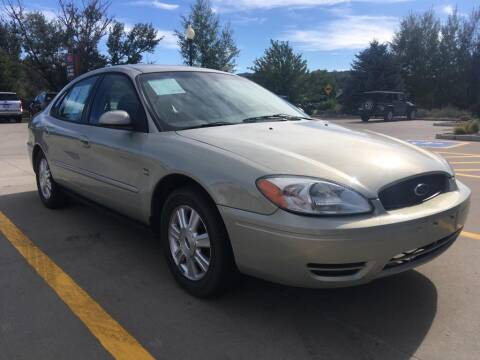 2005 Ford Taurus for sale at Northwest Auto Sales & Service Inc. in Meeker CO