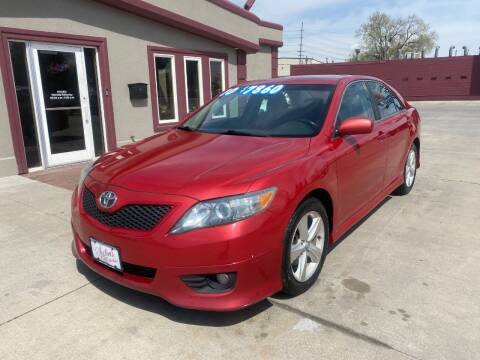 2010 Toyota Camry for sale at Sexton's Car Collection Inc in Idaho Falls ID
