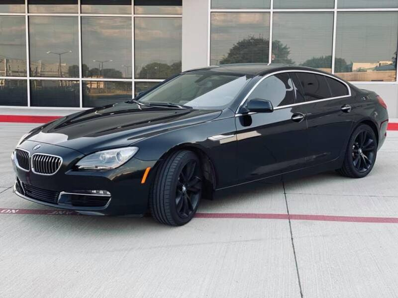 2013 BMW 6 Series for sale at Executive Auto Sales DFW in Arlington TX