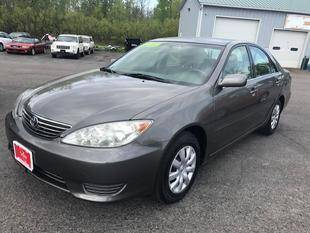 2006 Toyota Camry for sale at FUSION AUTO SALES in Spencerport NY