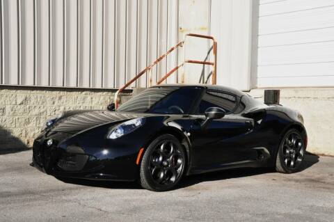 2015 Alfa Romeo Spider for sale at NJ Enterprises in Indianapolis IN