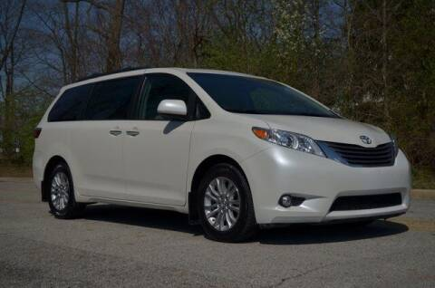 2017 Toyota Sienna for sale at World Class Motors LLC in Noblesville IN