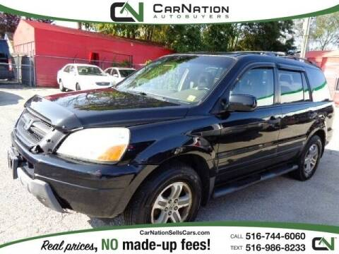 2005 Honda Pilot for sale at CarNation AUTOBUYERS, Inc. in Rockville Centre NY