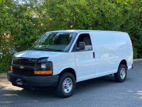2014 Chevrolet Express Cargo for sale at Lux Motors in Tacoma WA