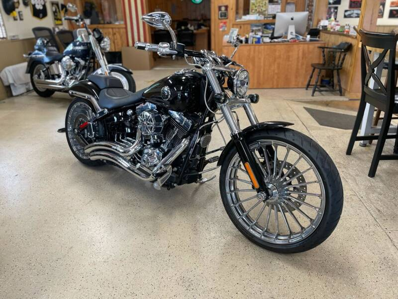 2016 Harley-Davidson Breakout for sale at Twin Rocks Auto Sales LLC in Uniontown PA
