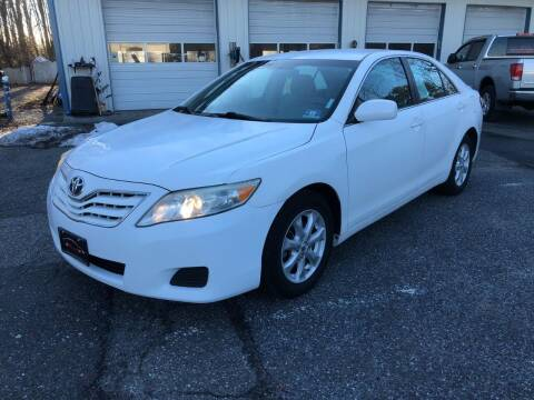 2011 Toyota Camry for sale at Manny's Auto Sales in Winslow NJ