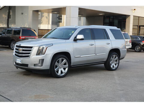 2016 Cadillac Escalade for sale at BAYWAY Certified Pre-Owned in Houston TX