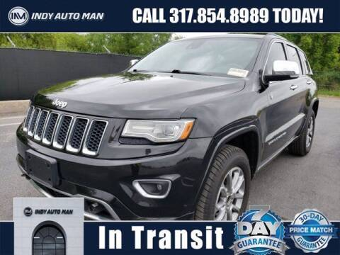 2014 Jeep Grand Cherokee for sale at INDY AUTO MAN in Indianapolis IN