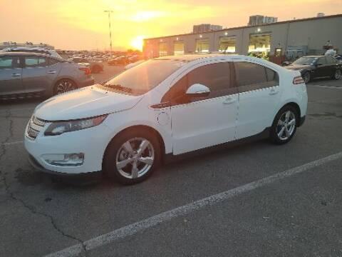 2012 Chevrolet Volt for sale at Shamrock Group LLC #1 in Pleasant Grove UT