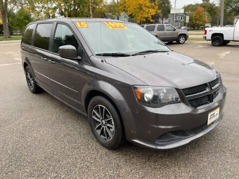 2015 Dodge Grand Caravan for sale at RPM Motor Company in Waterloo IA