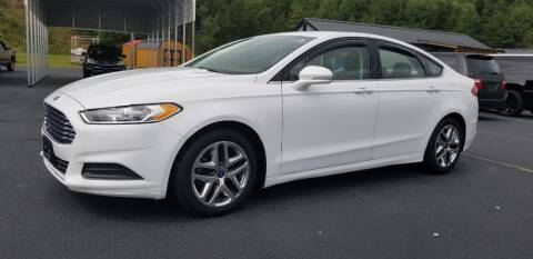 2016 Ford Fusion for sale at Elite Auto Brokers in Lenoir NC
