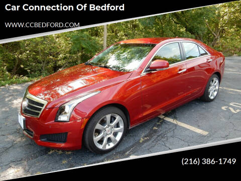 2014 Cadillac ATS for sale at Car Connection of Bedford in Bedford OH