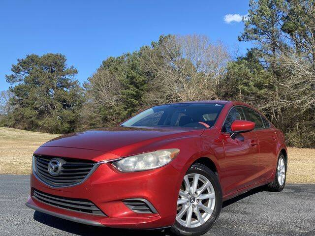 2014 Mazda MAZDA6 for sale at Global Pre-Owned in Fayetteville GA
