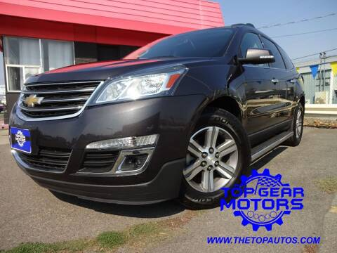 2015 Chevrolet Traverse for sale at Top Gear Motors in Union Gap WA