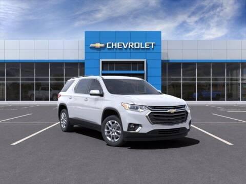 2021 Chevrolet Traverse for sale at Sands Chevrolet in Surprise AZ