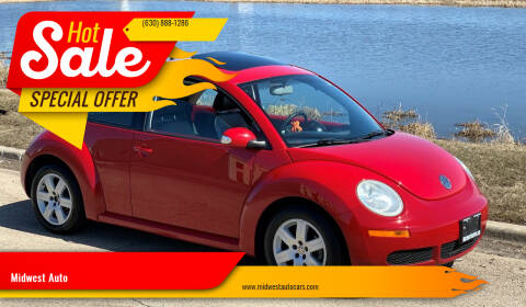 2007 Volkswagen New Beetle for sale at Midwest Auto in Naperville IL