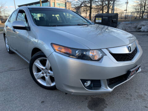 2009 Acura TSX for sale at JerseyMotorsInc.com in Teterboro NJ