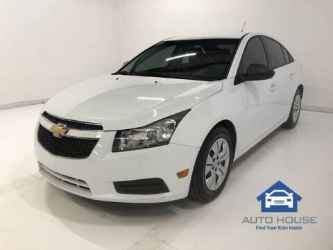 2014 Chevrolet Cruze for sale at AUTO HOUSE PHOENIX in Peoria AZ