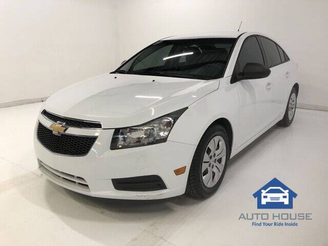 2014 Chevrolet Cruze for sale at AUTO HOUSE PHOENIX in Peoria AZ