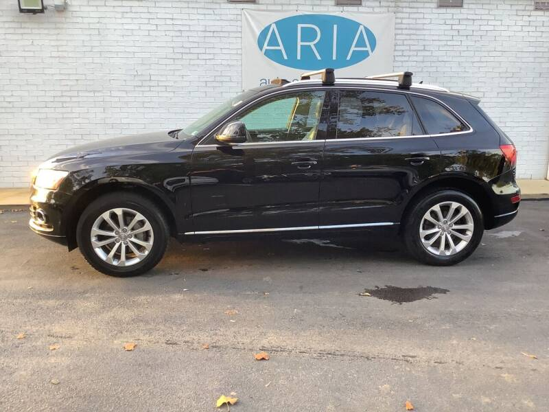2014 Audi Q5 for sale at ARIA  AUTO  SALES in Raleigh NC