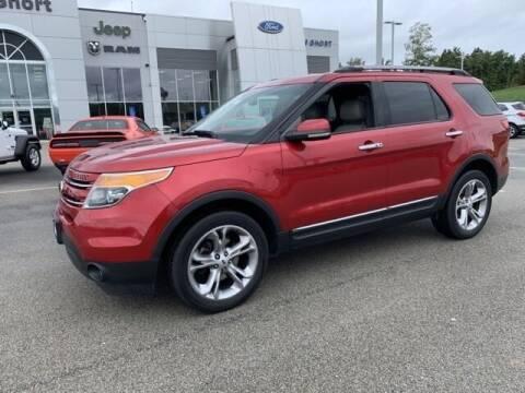 2012 Ford Explorer for sale at Tim Short Chrysler in Morehead KY