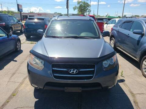 2007 Hyundai Santa Fe for sale at All State Auto Sales, INC in Kentwood MI