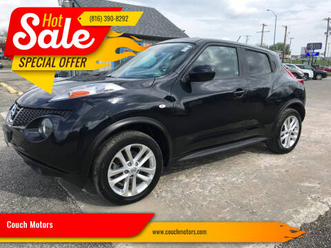 2012 Nissan JUKE for sale at Couch Motors in Saint Joseph MO