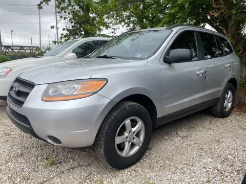 2008 Hyundai Santa Fe for sale at Philadelphia Public Auto Auction in Philadelphia PA