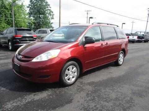 2010 Toyota Sienna for sale at FINAL DRIVE AUTO SALES INC in Shippensburg PA