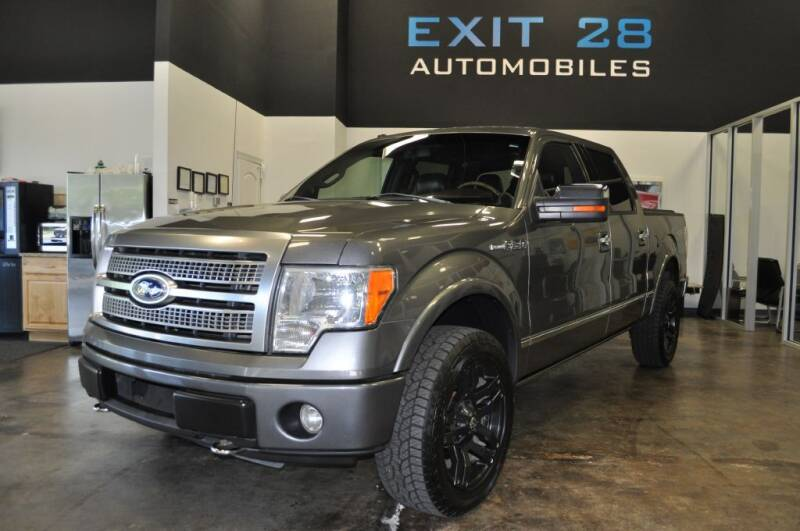 2010 Ford F-150 for sale at Exit 28 Auto Center LLC in Cornelius NC