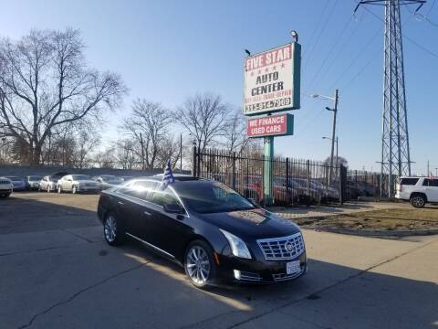 2013 Cadillac XTS for sale at Five Star Auto Center in Detroit MI