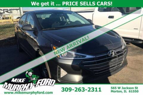 2020 Hyundai Elantra for sale at Mike Murphy Ford in Morton IL