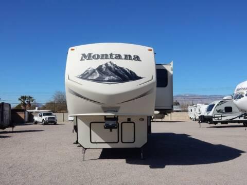 2015 Keystone Montana3402RL for sale at Eastside RV Liquidators in Tucson AZ