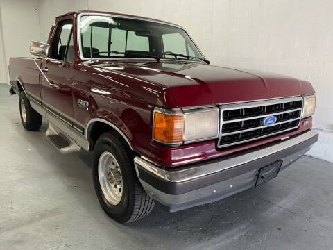 1991 Ford F-150 for sale at American Classics Autotrader LLC in Pompano Beach FL