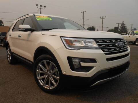2016 Ford Explorer for sale at McKenna Motors in Union Gap WA